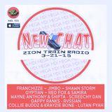 New Chat #155 - Zion Train Radio - 3-21-15