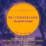 BE-YONDERLAND a Psytrance Set