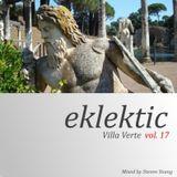 Eklektic vol 17 : Villa Verte