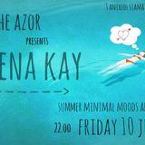 Athena Kay // The Azor