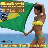 Hanky-G - Latin On The Beach #01