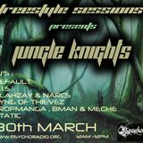 Freestyle Sessions Presents Jungle Knights v.08 - Narcs b2b Blahzay 30th march 2013