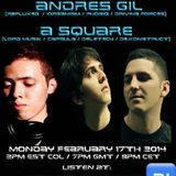 The Future Underground Show With Andres Gil, A Square And Nick Bowman
