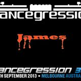 James on Trancegression 29/7/13