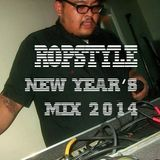 Ropstyle - New Years Mix 2014 - DCRadio
