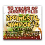 SpringStil - Live at Dance Revolution (10 Years Of Jumpstyle)