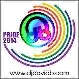 DJ David B - Pride 2014