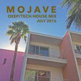 MOJAVE - Deep/Tech House Mix (ft. Hraach,  Josh Butler, Dusky, Giom, Maxxi Soundsystem)