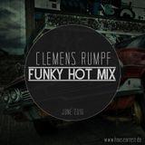 CLEMENS RUMPF - FUNKY HOT MIX JUNE 2016 (www.housearrest.de)