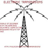 Electronic Transmissions LIVE end of the year show 21-12-15