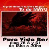 Juguete Rabioso - Cubo Mágico 15/5/2015
