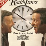 Jimmy Young and Terry Wogan - 28 August 1978