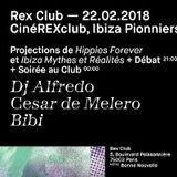 Cesar de Melero @ Rex Club_Paris-22 feb 2018