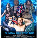 Curveballs 18th July 2018 (with Dropkixx Wrestling's Lucas, and Dancing On Tables)