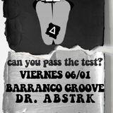 ABSTRK LIVE PODCAST 010 : Dra. ABSTRK live @radiosanbolsa/06.01.12