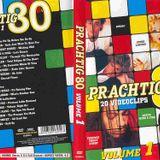 prachtig 80 vol 1 & 2 & 3 & 4 Audio DJ-POWERMASTERMIX