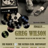 Greg Wilson Live @ the Nathan Club 2012