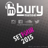 DJ BURY MARSSAL SET FOUR 2015