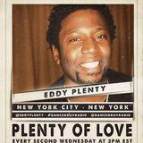 Eddy Plenty (NYC, NY) - Plenty of Love 003 (Live on www.dancegruv.net)