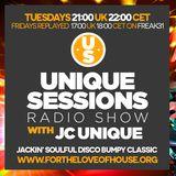 Unique Sessions - 8th November 2016