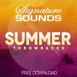 Signature Sounds SummerMix 15' Part I - Mixed By DNNY