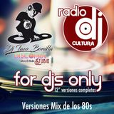 For DJs Only Vol.1 - Cultura DJ Radio