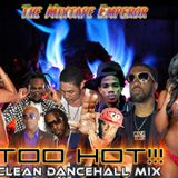 Clean Dancehall Mix (May 2018) TOO HOT ►Vybz Kartel Alkaline King Size