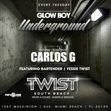 Live at Twist 12-20-16 (PART 2)