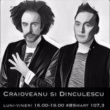 18 octombrie 2016. B Smart, cu Dinculeascu și Craioveanu