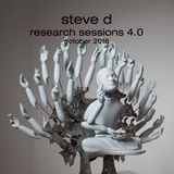 Steve D - Research Sessions 4.0 (October 2016)