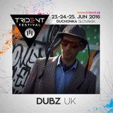 VIBEZ - DUBZ (Dubzilla Forilla) - Trident Festival 2016 Promo Mix