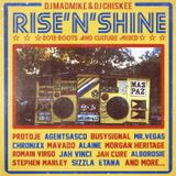 RISE AND SHINE MIXCD 2013