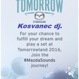 Kosvanec dj. - Czech Republic - # MazdaSounds