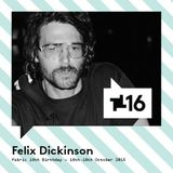 Felix Dickinson - #fabricis16 Mix
