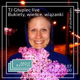 RADIO KAPITAŁ: Bukiety, wieńce, wiązanki #02 TJ Głupiec live w/ Vrystaete (2019-07-29)