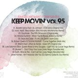 Angel Monroy Presents Keep Movin' 95