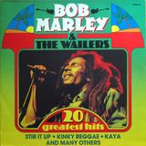 Bob Marley and the Wailers - 20 Greatest Hits Italian or Spanish   Boot Tape LCS 14043