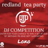 Redland Tea Party 1st Birthday DJ Competition Mix - PONTIFF