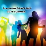 Brand-new DANCE MIX 2018 SUMMER