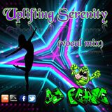 Uplifting Serenity  (vocal mix) -Live- by Dj Pease