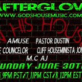 Afterglow - In His House - amuse taped live 6-30-13