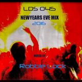 locked down sessions 045 New years eve mix 2016 Mixed by Robbie Lock