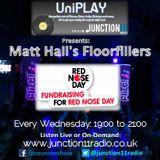 UniPLAY: Matt Hall's Floorfillers: Comic Relief Week - 13/03/2013