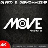 Move Vol. 01 - Dj Fico & Derkommissar (Audio Killers)