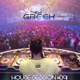 DJ-THE GREEK @ HOUSE SESSION #091