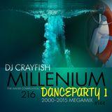 TWC 216 (2015) DJ Crayfish MIX 144 (MILENIUM DANCE PARTY 1)