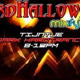 Hard Halloween - Live Mixed By TijnTje (31-10-2013)