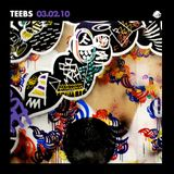 Teebs (Brainfeeder, USA) - Guest Mix for Andrew Meza's BTS Radio ('10)