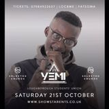 DJYEMI- Selected Sounds 21st October Promo Mix @DJYEMI