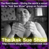 Ask Sue Show - Stop The Badger Cull Debate Special Guests